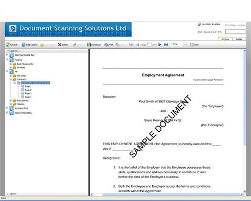 Online Filing Software