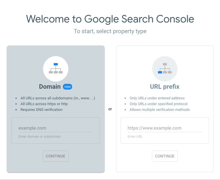Verify Your Website With Google Search Console