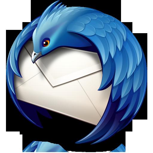 The Mozilla Thunderbird Logo