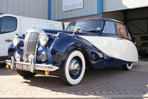 Daimler Empress - 1954