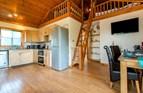 Log Cabin mezzanine