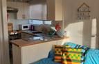 Bridlington Bolthole Kitchen