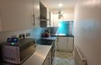 Seagulls Studio on The Crescent, Bridlington Kitchen