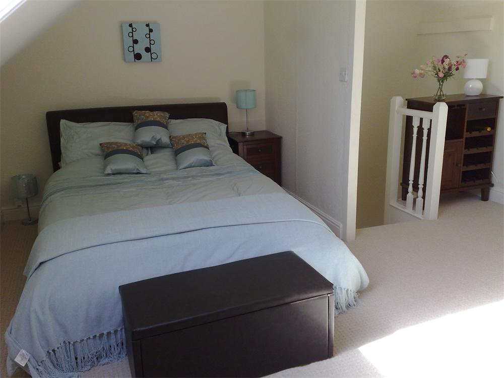 There is also a double bed settee in this room