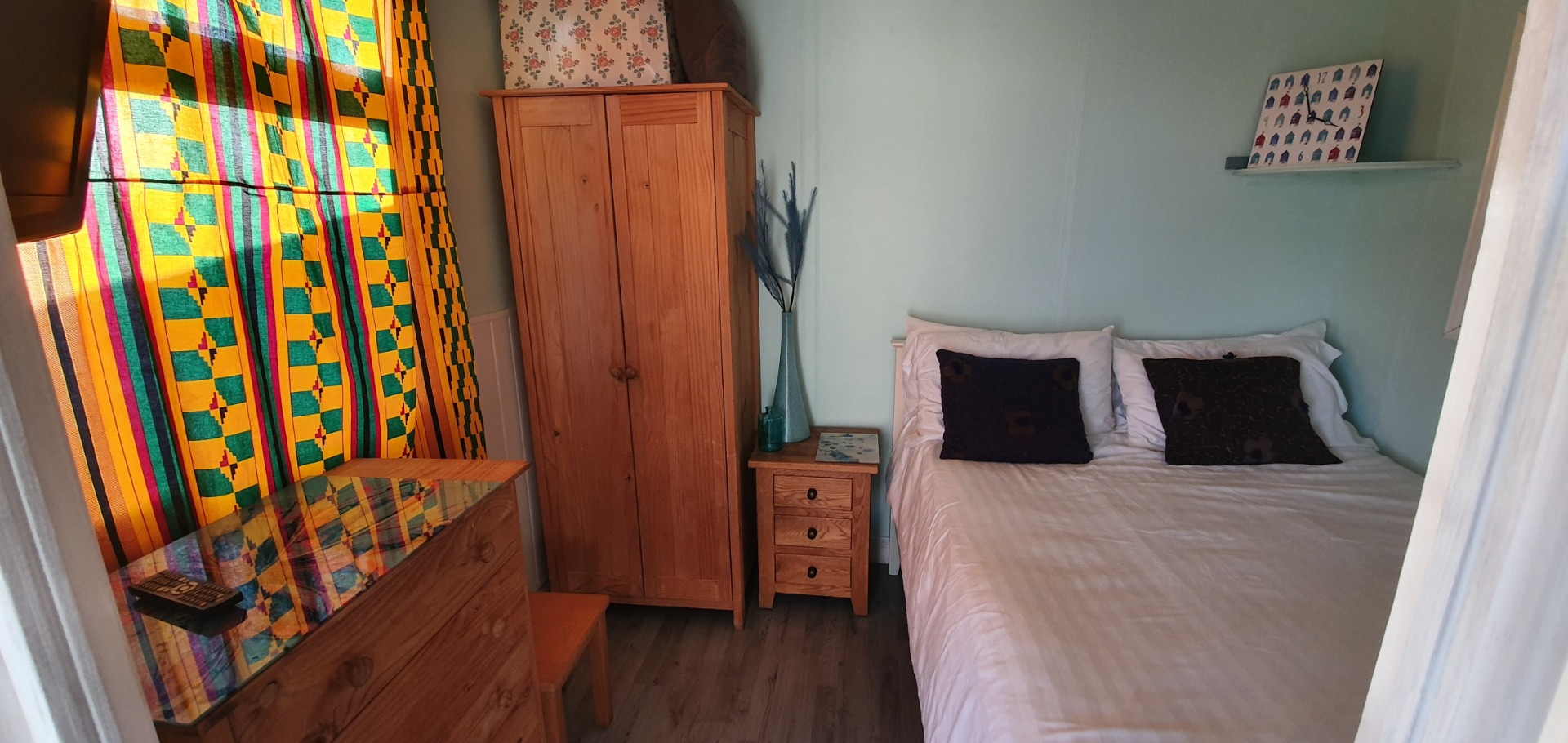 Chalet 1 Main Bedroom South Shore Holiday Village  Bridlington