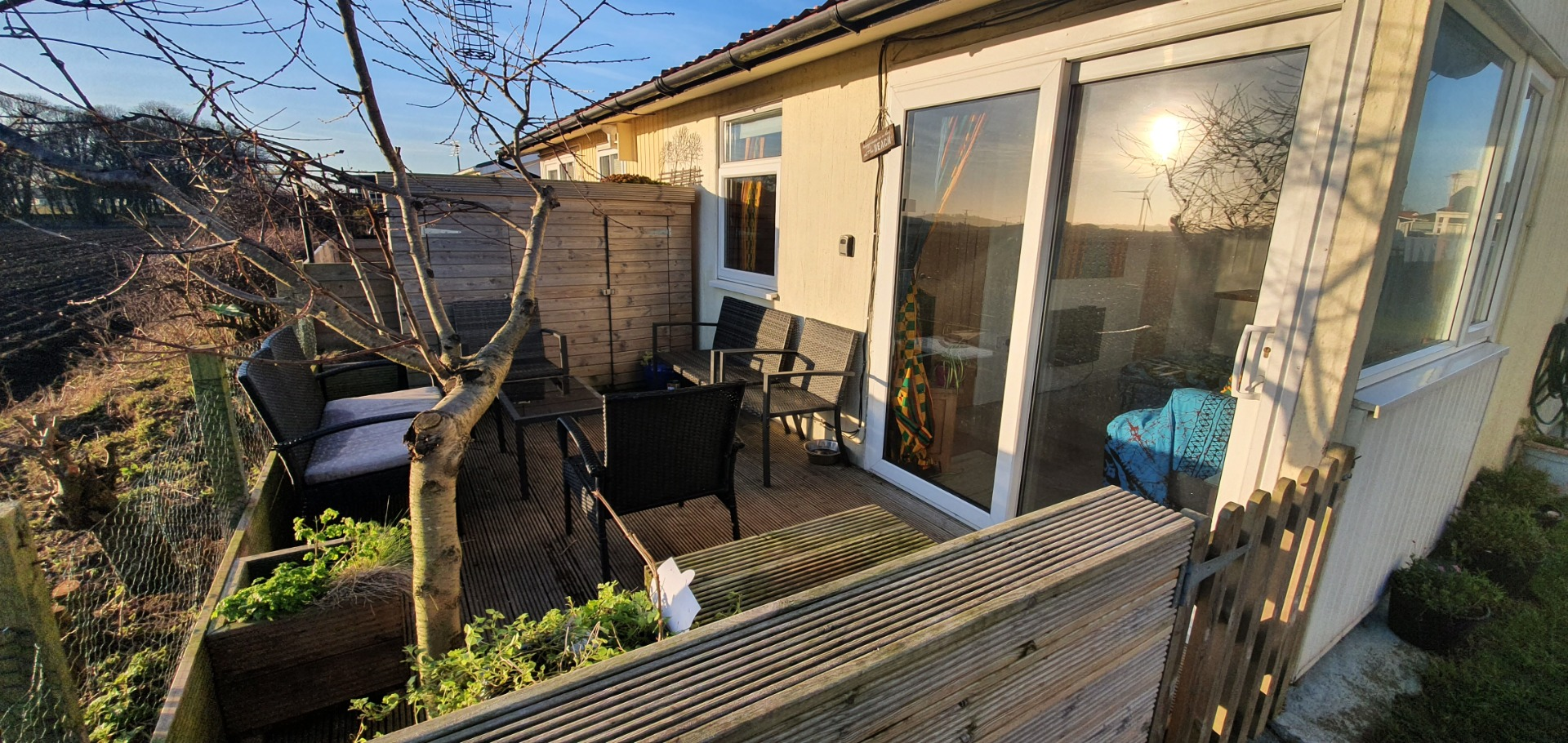 Chalet 1 Garden South Shore Holiday Village  Bridlington