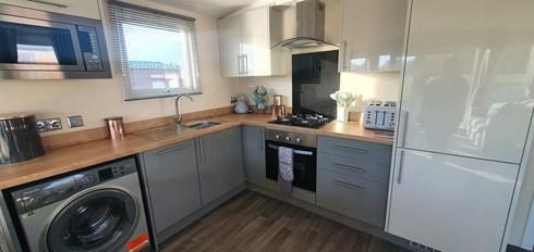 Albatross Lodge kitchen
