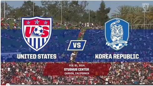 USA v Rep of Korea