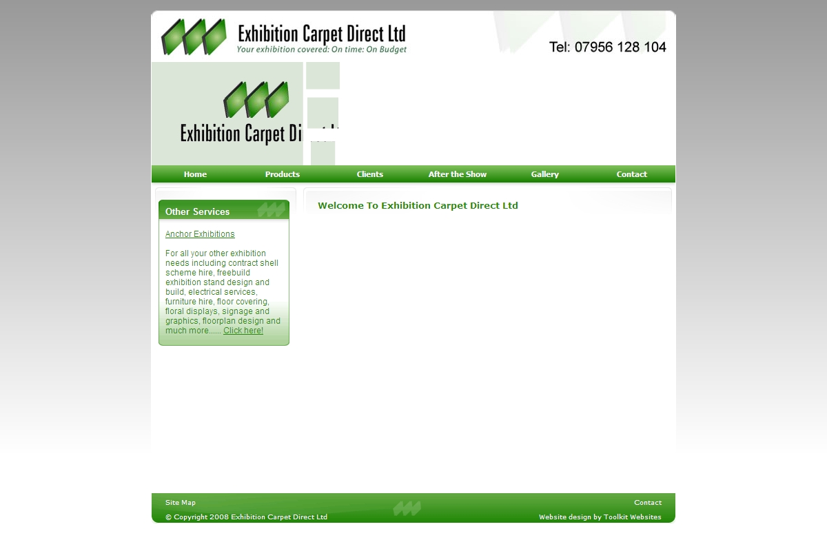 Grip And Peel Exhibition Carpet Direct Ltd