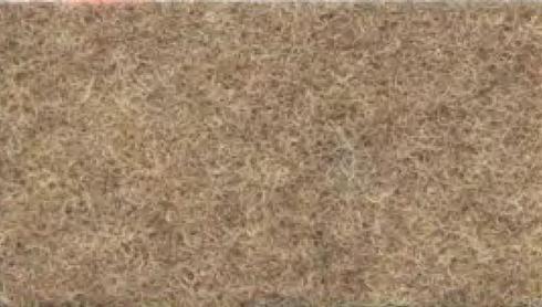 Beige polypropylene carpet