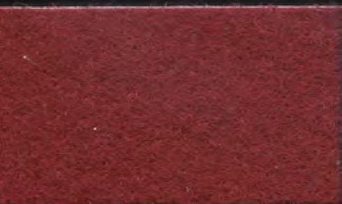 Bordeaux polypropylene carpet
