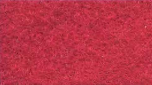 Fuchsia polypropylene carpet