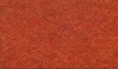 Papaya polypropylene carpet