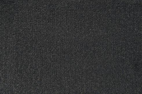 Anthracite Plush Luxury Velour exhibition Carpet