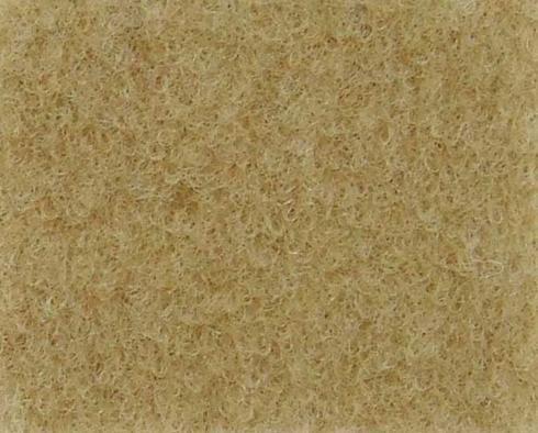 Beige Needle Punch Velour exhibition carpet