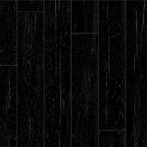 Black Chalet Oak Wood Effect Vinyl
