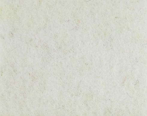 Blanc Needle Punch Velour exhibition carpet