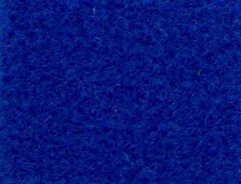 Bleuet Needle Punch Velour exhibition carpet