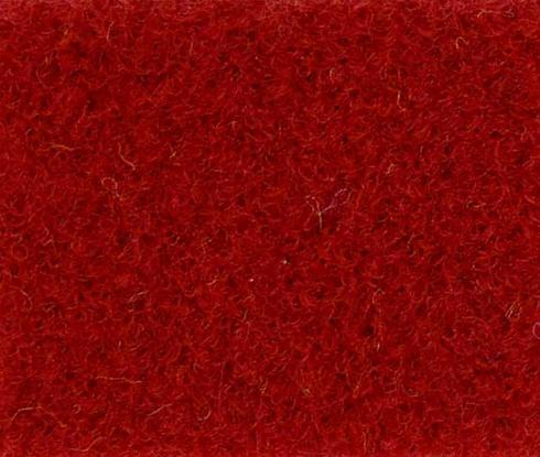 Bordeaux Needle Punch Velour exhibition carpet