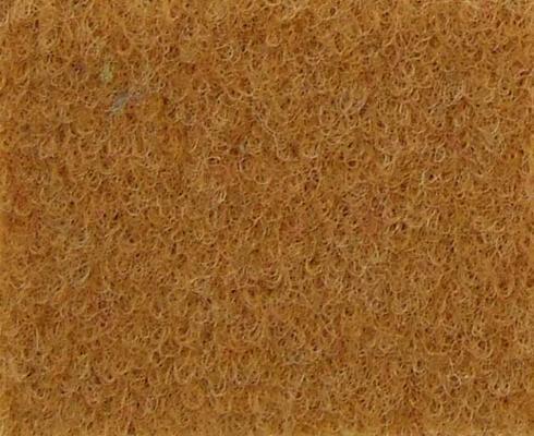Camel Needle Punch Velour exhibition carpet