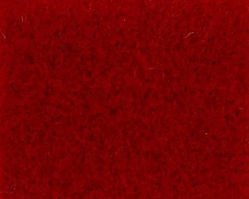 Cerise Needle Punch Velour exhibition carpet