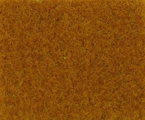 Cognac Needle Punch Velour exhibition carpet