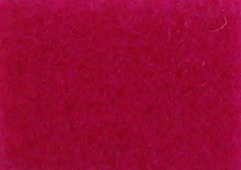 Fuchsia exhibition carpet