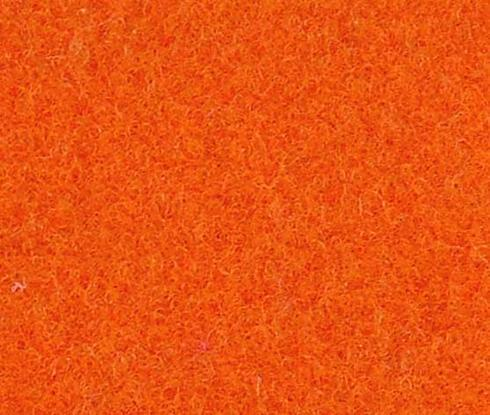 Manderine Needle Punch Velour exhibition carpet