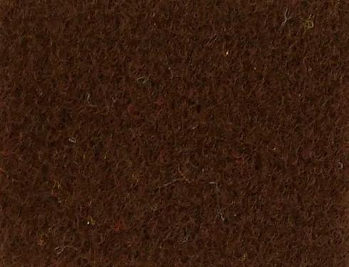 Marron Needle Punch Velour exhibition carpet