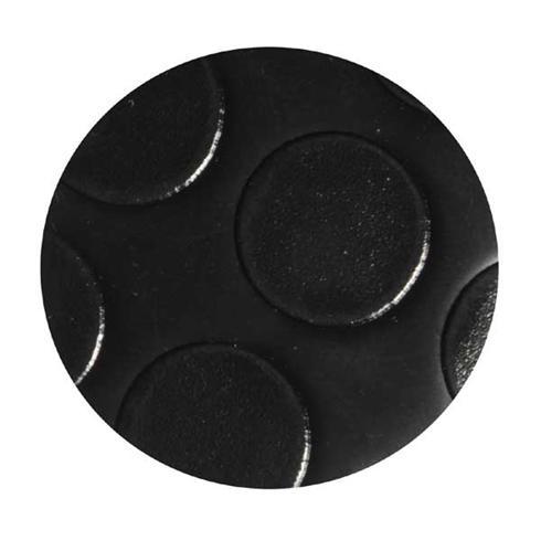 Noir Hardwearing textured vinyl flooring