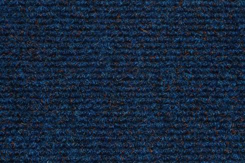 Ocean Hard wearing ribbed exhibition carpet