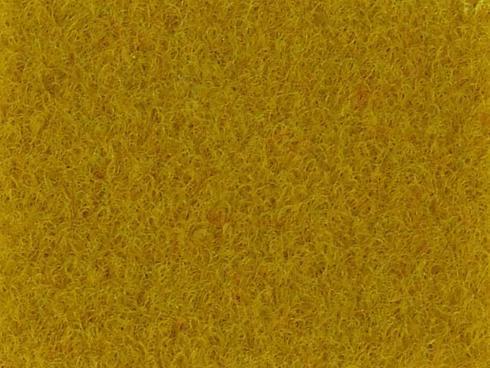 Ocre Needle Punch Velour exhibition carpet