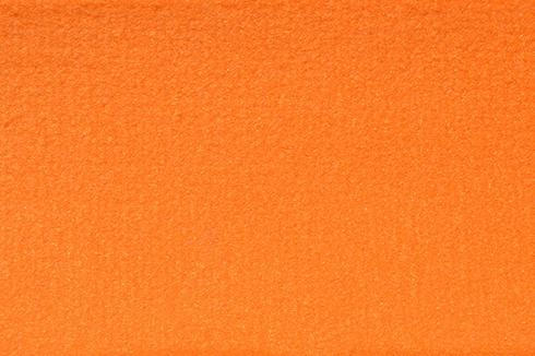 Orange Plush Luxury Velour exhibition Carpet