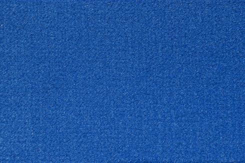Oriental blue Plush Luxury Velour exhibition Carpet