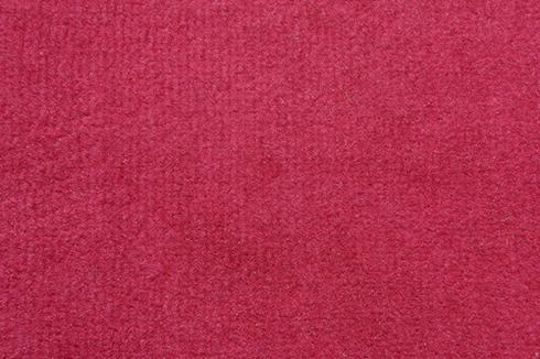 Pink Plush Luxury Velour exhibition Carpet