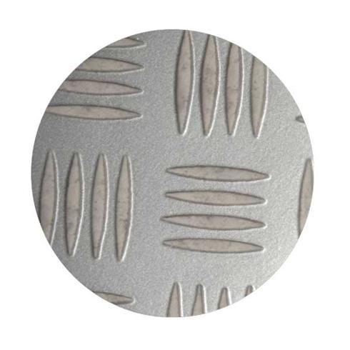 Plate Hardwearing textured vinyl flooring
