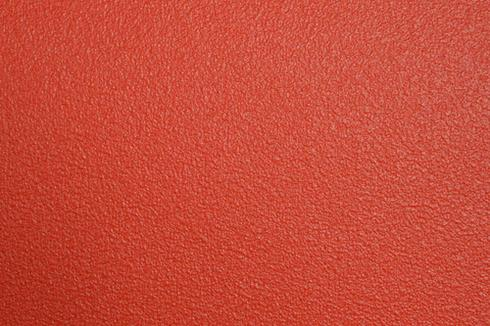 Red Textured stage floor