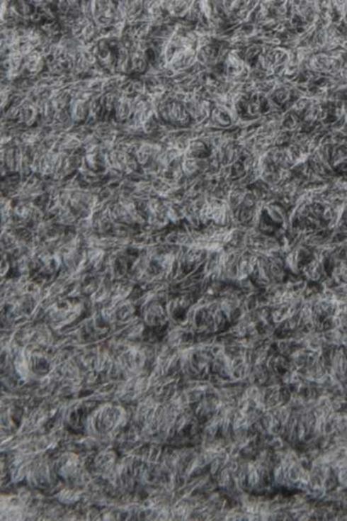Light Grey exhibition cord carpet