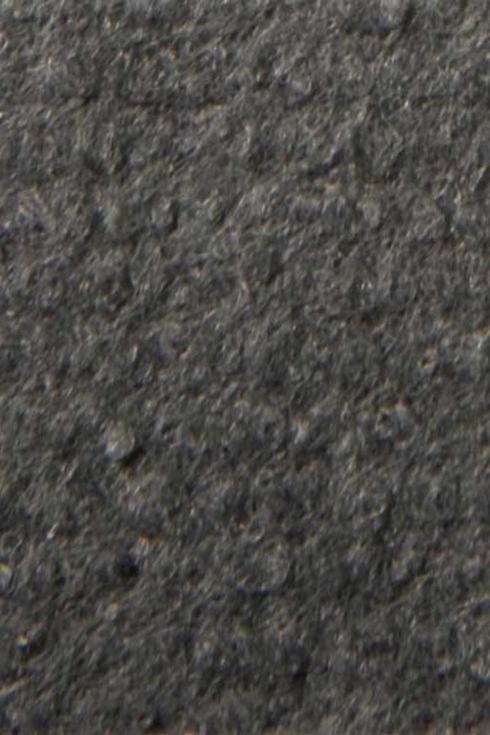 Mid grey exhibition cord carpet