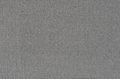 Silver Plush Luxury Velour exhibition Carpet