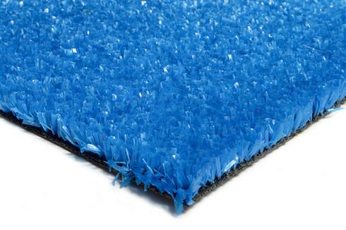 Spring blue Artificial Grass