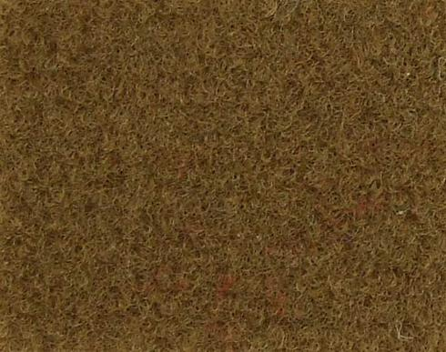Taupe Needle Punch Velour exhibition carpet