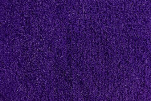 VIolet Plush Luxury Velour exhibition Carpet