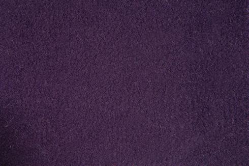 Violet Needle Punch Velour exhibition carpet