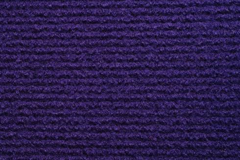 Violet Foam Back exhibition Carpet