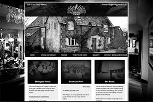 Ragged Cot - Pub website design by Toolkit Websites, Southampton