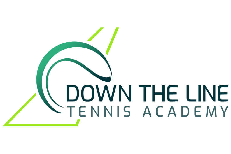 Down the Line Sports Logo   Toolkit Websites Logo Design Services