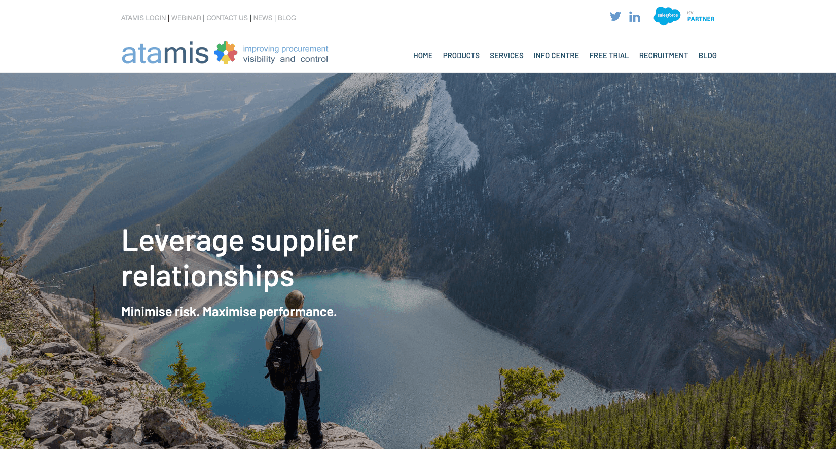 Website of the Month: Atamis