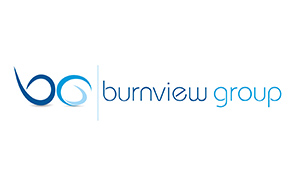 Burnview Group logo design by Toolkit Websites, Southampton