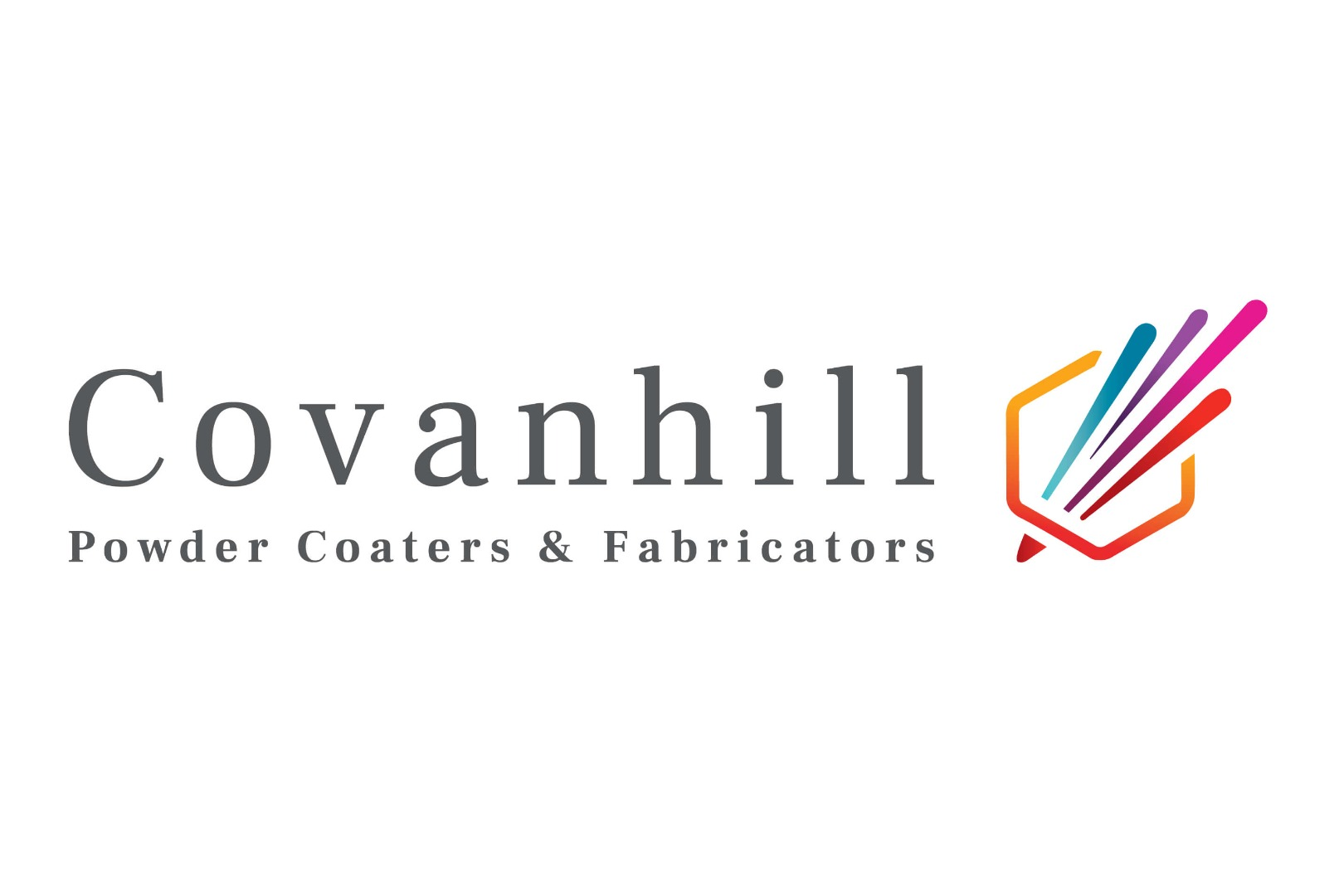 Covanhill Powder Coaters Logo   Toolkit Websites Logo Design Services
